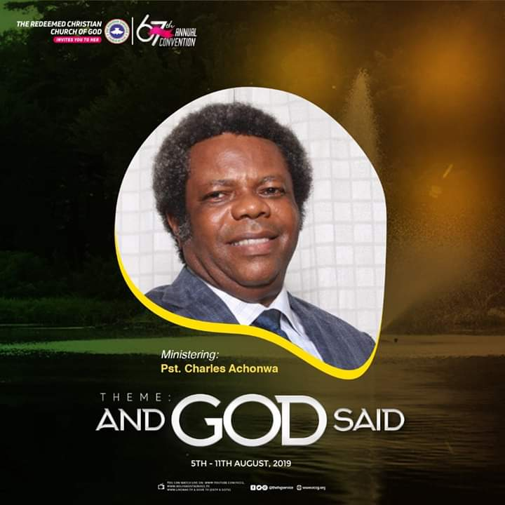 67TH RCCG ANNUAL NATIONAL CONVENTION 2019 (ORDINATION OF