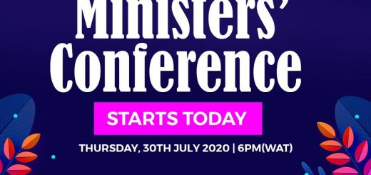 RCCG Ministers Conference