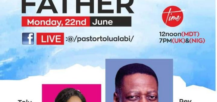 The Role Model Father - Rev Sam Adeyemi