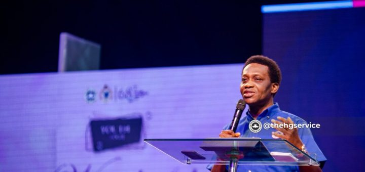 Pastor Dare Adeboye Wonderful