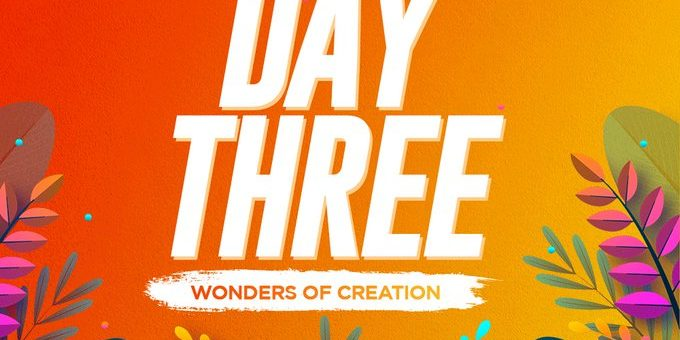 wonders of creation RCCG