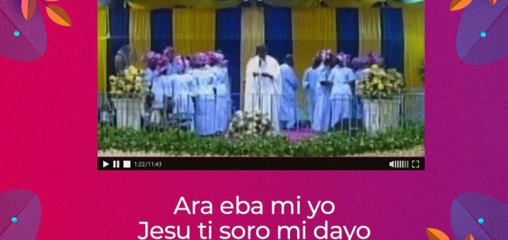Ewi audio pastor ea adeboye