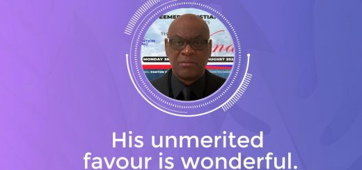 what is in a name pastor agu irukwu rccg convention