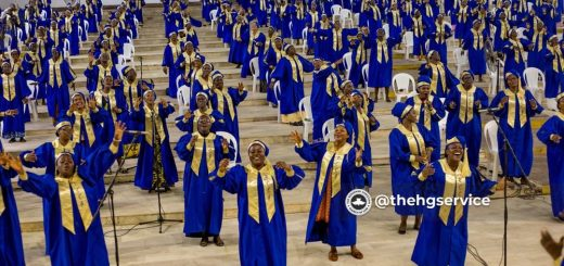 let there be light mass choir