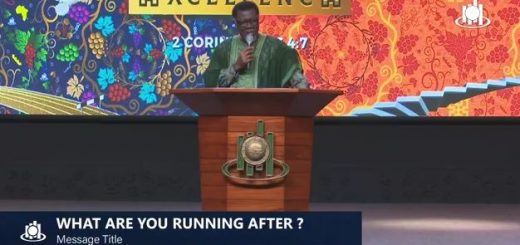 Mensa otabil what are you running after