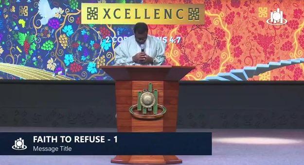 Mensa Otabil - Faith To Refuse