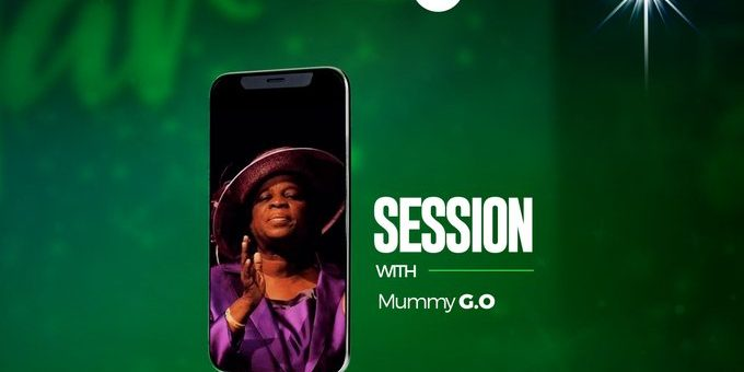 Mummy Folu Adeboye