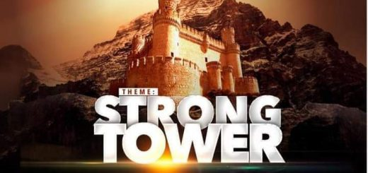 The Strong Tower Pastor Sola Owoeye