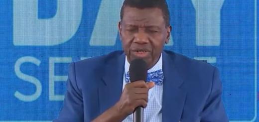 Pastor EA Adeboye Divine Contact