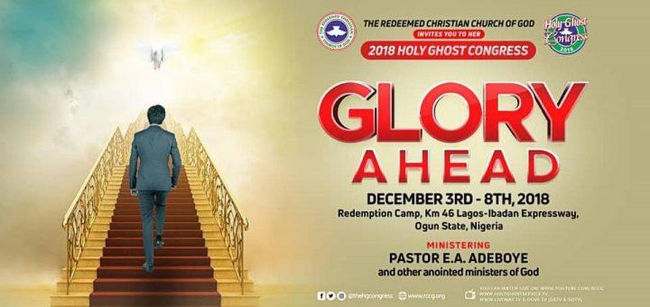Glory Ahead